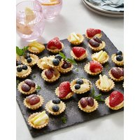 Mini Fresh Fruit Tartlets (24 Pieces)