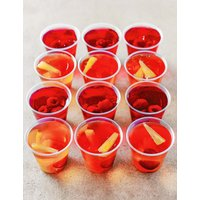 Mini Fruit Jellies (12 Pieces)