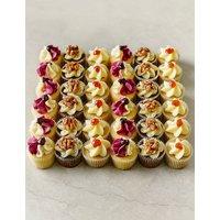 Mini Afternoon Tea Cupcakes (36 Pieces)