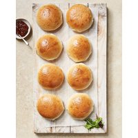 Ale & Cornish Cruncher Burger Buns (8 Pieces) - Last Day to Collect 6th September