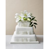 3 Tier Elegant Wedding Cake (Serves 180-190)