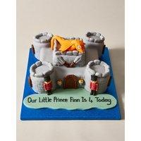 Personalised Fort Cake (Serves 48)