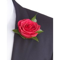 M&S Orchid & Rose Collection Four Guest Buttonholes