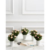 M&S Celebration Table Plan - 5 Additional Tables - Pale Pink
