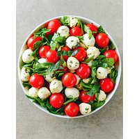 Tomato & Mozzarella Salad (Serves 6-8)