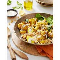 Turmeric Spiced Cauliflower & Potato Salad (Serves 4-6)