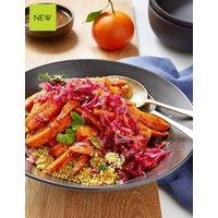 Roast Carrot & Bulgur Salad (Serves 4-6)