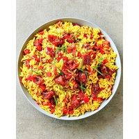 Orzo Pasta & Roasted Tomato Salad (Serves 6-8)