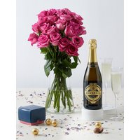 Especially for you Prosecco, Rose & Chocolate Selection