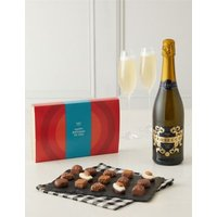 M&S Happy Birthday Chocolates & Prosecco