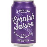 St Austell Brewery Cornish Saison - Case of 12
