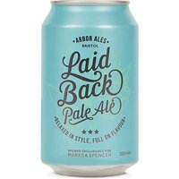 Arbor Brewery Laid Back Pale Ale - Case of 12