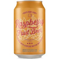 Used Our Loaf Raspberry Fruit Beer - Case of 12