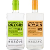 Hand Crafted London Dry Gin Duo - Case of 2 at Marks and Spencer Online