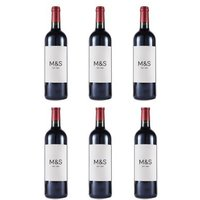 M&S Mystery Premium Red Mixed Case - Case of 6