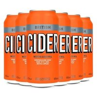 M&S Hereford Cider Can - 24 Cans