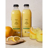 Freshly Squeezed Orange Juice – With Juicy Bits (2 Bottles)