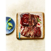 Barbecue Beef Brisket (Serves 4)
