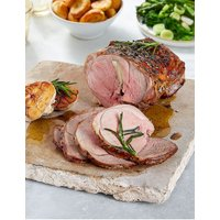 The Collection Leg of Lamb with Garlic & Rosemary (Serves 6)
