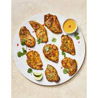 Coronation Chicken Flatties (8 Pieces)