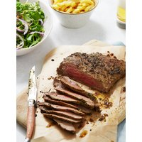 Garlic & Herb Flat Iron Steak (Serves 3-4)