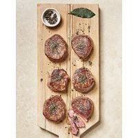 Aberdeen Angus Fillet Steaks (6 Pieces)