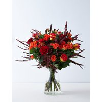 Autumn Roses Bouquet (Available for delivery from 30th Aug 2018)