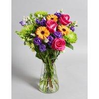 Rose & Germini Spring Bouquet