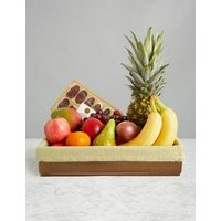 M&S Large Luxury Fresh Fruit & Date Selection