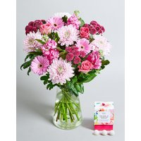 Mother's Day Bouquet (Available for delivery from 26th March 2019)