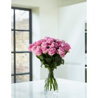 Fairtrade Pink Rose Bouquet