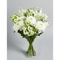 The Collection Contemporary White Bouquet