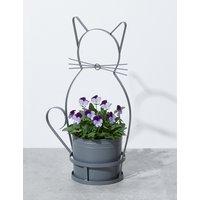 Novelty Cat Garden Planter