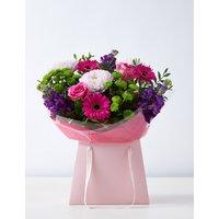 Birthday Flower Gift Bag