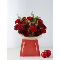 Red Festive Gift Bag
