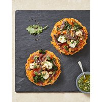 2 Butternut & Sweet Potato Rosti (2 Pieces) - Available to collect between 6th and 20th December