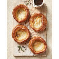 Giant Beef Dripping Yorkshire Puddings (Serves 4)