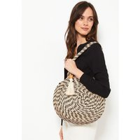 M&S Collection Fabric Circle Tote Bag