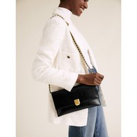 MandS Collection Chain Clutch Shoulder Bag
