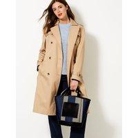 M&S Collection Colour Block Shopper Bag