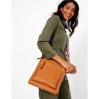 MandS Collection Webbing Strap Messenger Bag