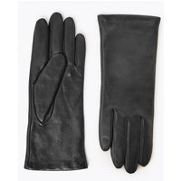 Autograph Leather Gloves