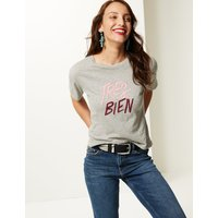 M&S Collection Oversized Western Hip Belt