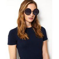 M&S Collection Bandera Bling Round Sunglasses