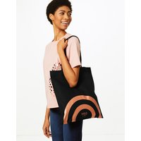 M&S Collection Fashion Targets The Target Canvas Tote