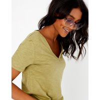 MandS Collection Bug Eye Sunglasses