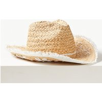 MandS Collection Embellished Cowboy Sun Hat