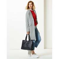 M&S Collection Modern Tote Bag