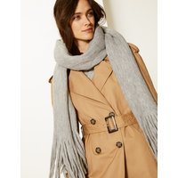 M&S Collection Oversized Scarf
