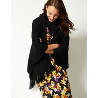 M&S Collection Knitted Wrap